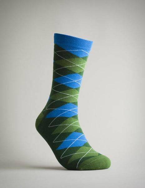 Statement Socks - Gabriel Green
