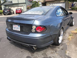 Wide Body Kit for 04-06 Pontiac GTO