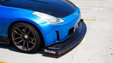 350Z Z33 Chassis Mounted Splitter