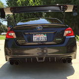 "Force 1 (62"") GT Wing Short Stands"
