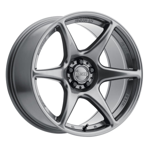 Kansei Tandem wheels | Gloss Gunmetal 18in