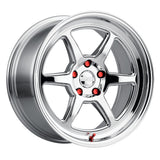 Kansei Roku Wheels Chrome 18in 18x9 18x10.5 18x9.5