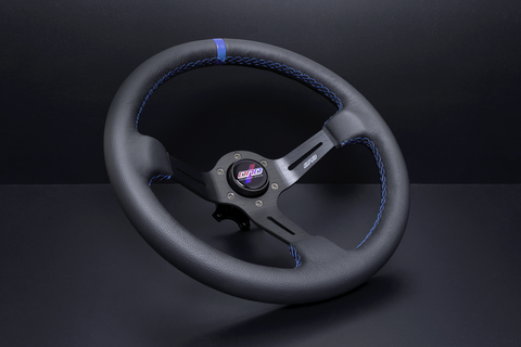 Leather Race Wheel (Limited Edition Blue)