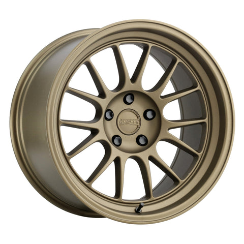 Kansei Corsa | Textured Bronze 18in wheel