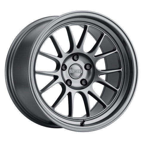 Kansei Corsa Wheel 18in Gloss Gunmetal Finish