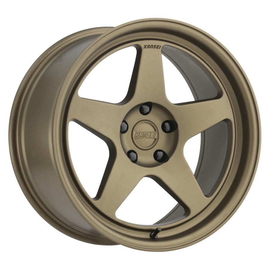 Kansei KNP Wheel | Textured Bronze 17in 18 in