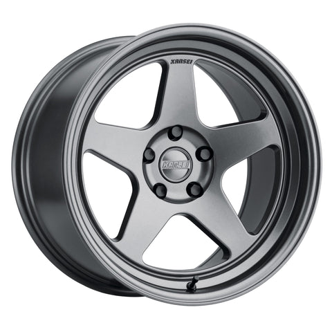 Kansei KNP Gloss Gunmetal Finish 17in 18in 17x9 17x9.5 18x9 18x9.5 18x10.5