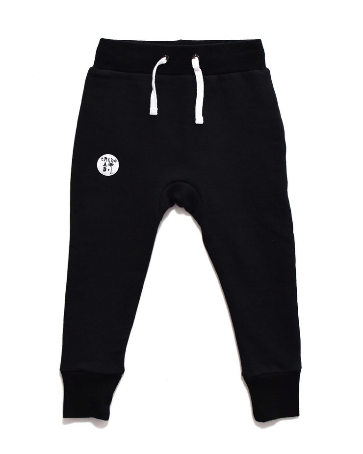 RT0209 TRIBE PANT in BLACK