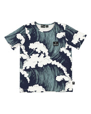 RD1400 BIG WAVES TEE