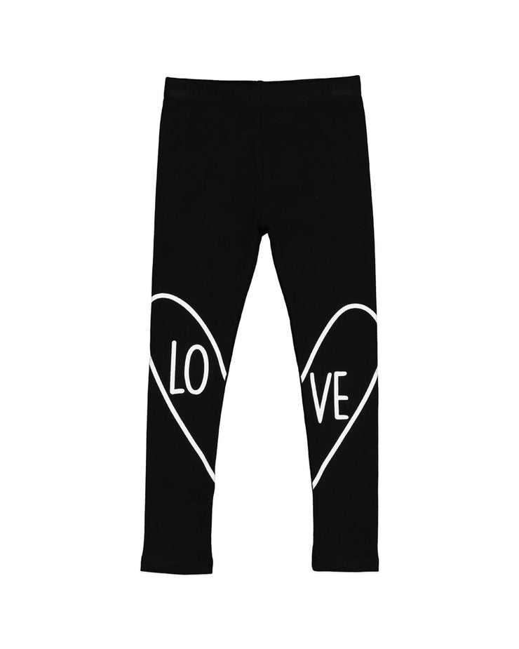 KR1348 LOVE LEGGING