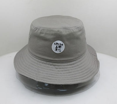 RT0709 RAD TRIBE REVERSIBLE BUCKET HAT IN GREY