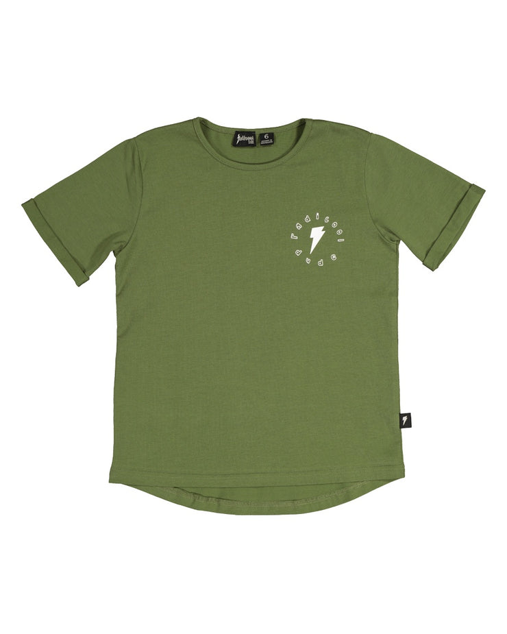 RD1445 Dude Tee in Green