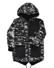 RD1113 STORM JACKET in CAMO NIGHTS