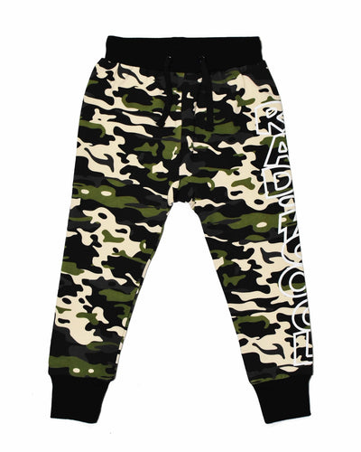 RD0934 GAME PANT in CAMO