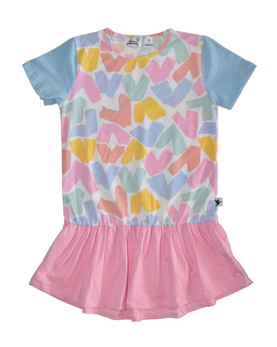 KR1139 FRIENDS DRESS