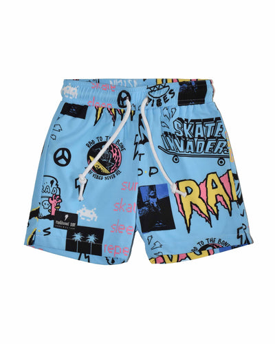 RD1209 GRAFITTI SHORT