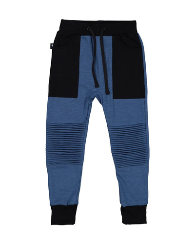 RD1301 CAPTAIN PANT IN BLUE