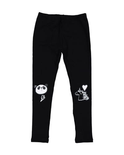 KR1240 UNICORN PANDA LEGGING