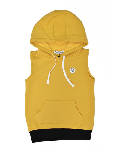 RT0402 TRIBE S/S HOOD in GOLD