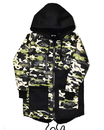 RD0933 TROOPER JACKET in CAMO