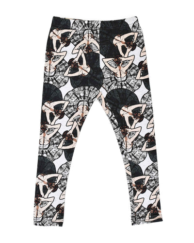 KR0904 SWAN LAKE LEGGING in SPOTLIGHT