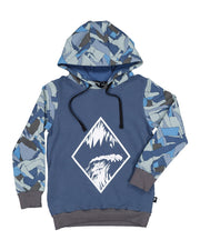 RD1330 MOUNTAIN SURF HOOD