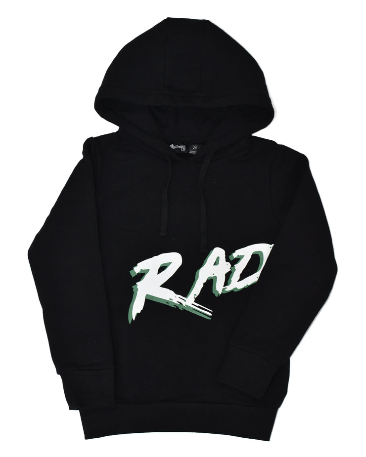RD1101 SWELL HOOD in BLACK