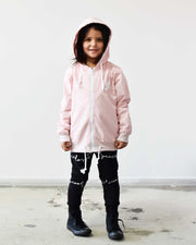 KR0717 DUSTY JACKET in ROSE