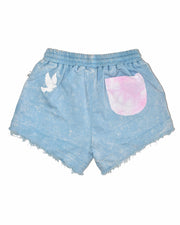 KR1105 DAYZ DENIM SHORT