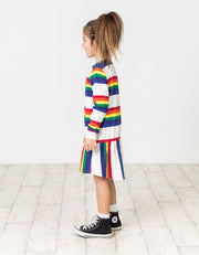 KR1203 RAINBOW DRESS