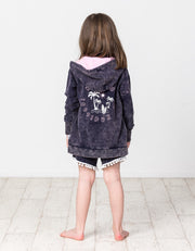 KR1330 SUMMER NIGHTS ZIP HOOD