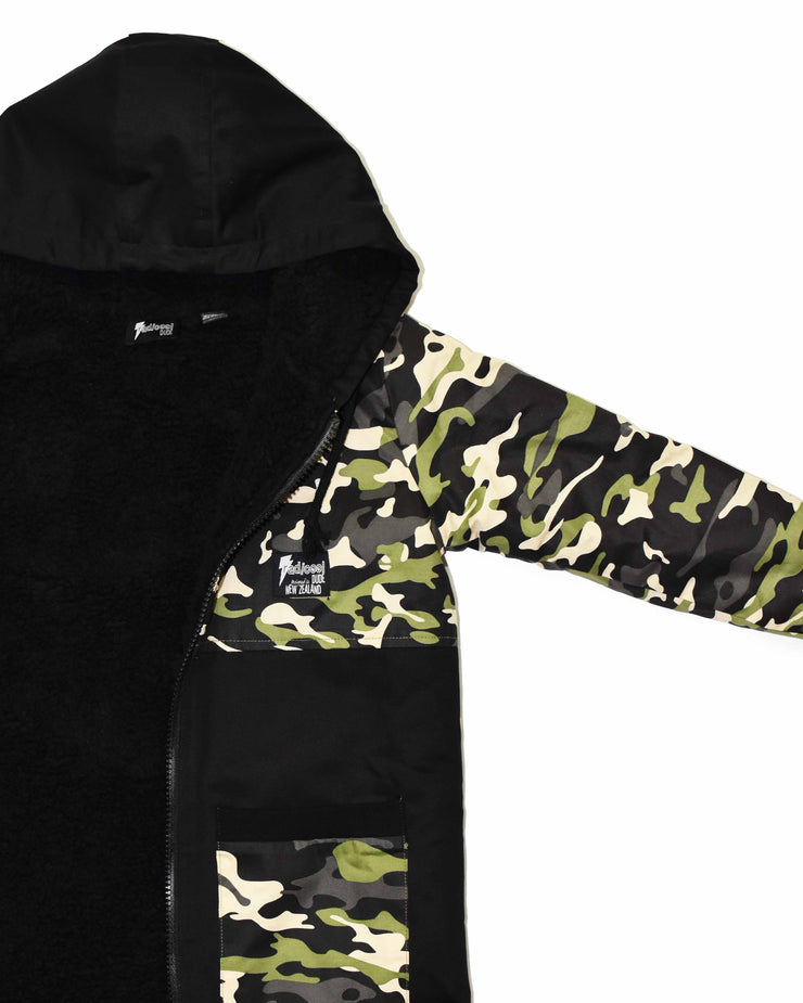 0 RD0933 TROOPER JACKET in CAMO