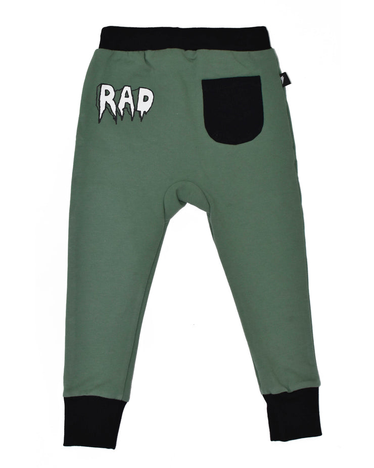 RD1102 RIVER PANT in MOSS