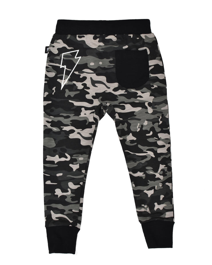 RD1112 SONAR PANT in CAMO NIGHTS
