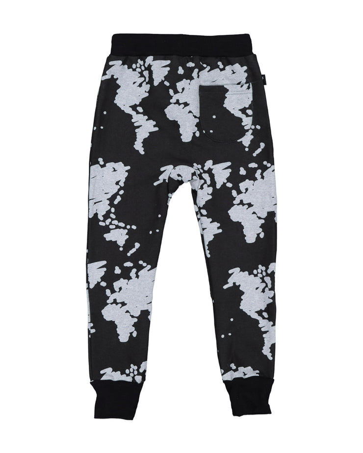 RD1341 ALL OVER THE WORLD PANT