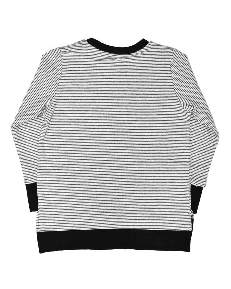 RT0404 TRIBE CREW in STRIPE