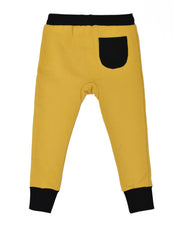 RT0410 TRIBE PANT in GOLD