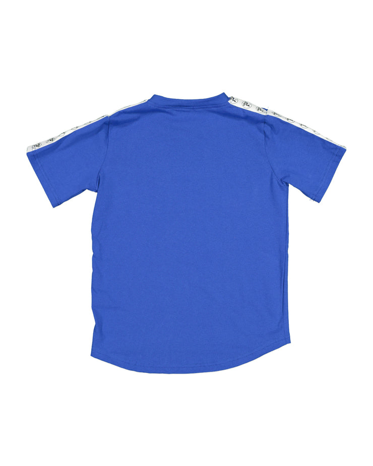 RT0703 RAD TRIBE TEE IN BLUE