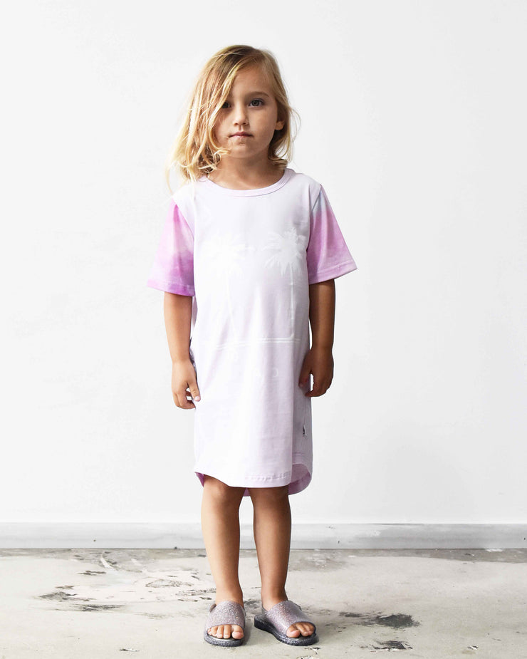 KR0820 RAD VIBES TEE DRESS