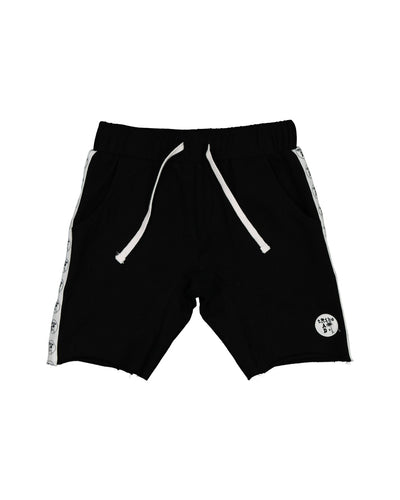 RT0705 RAD TRIBE SHORT IN BLACK