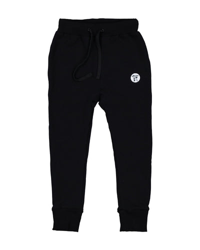 RT0607 TRIBE PANT IN BLACK