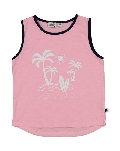 KR1327 BEACH DAYS TANK