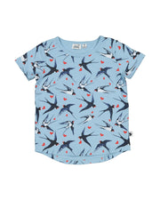 KR1306 SWALLOWS TEE