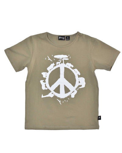 RD1238 WORLD PEACE TEE