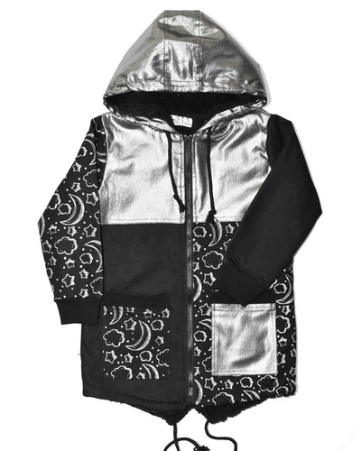 KR0732 MOONLIGHT JACKET in BLACK