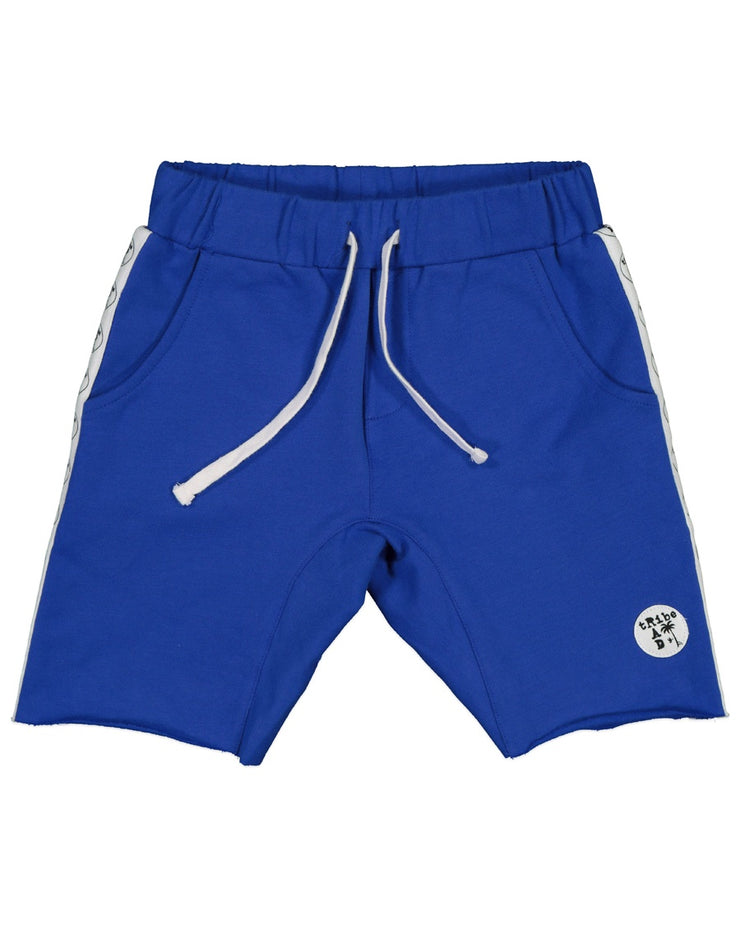 RT0706 RAD TRIBE SHORT IN BLUE