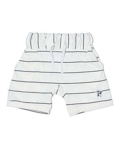 RT0105 SHORT in WHITE