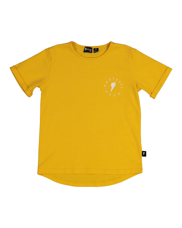 RD1444 Dude Tee in Yellow