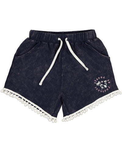 KR1329 KISSED BEACH SHORTS