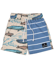 RD1231 BEACHED BOARDIES